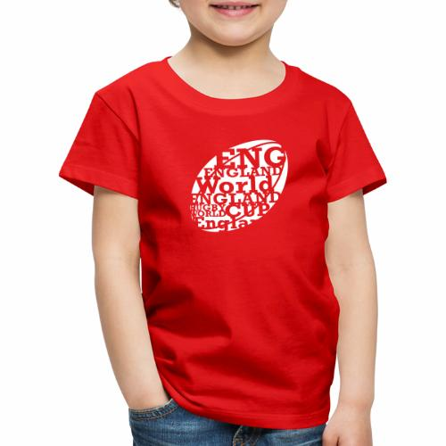 England Rugby World Cup - Kids' Premium T-Shirt