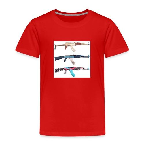 AK - Kids' Premium T-Shirt