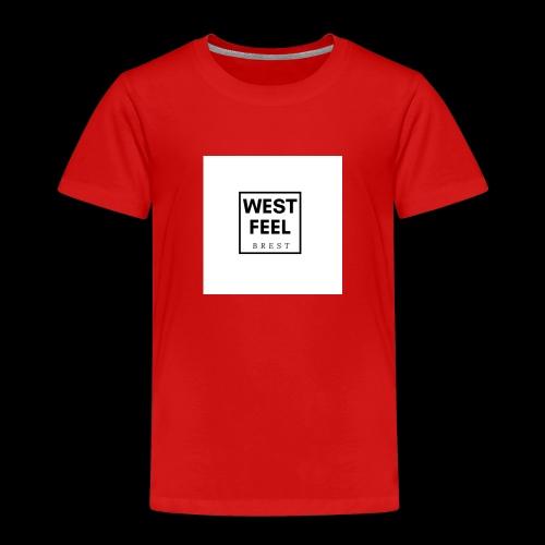 WEST FEEL - T-shirt Premium Enfant