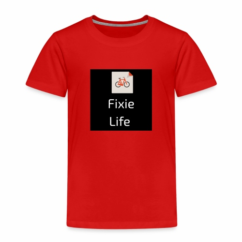 Fixie Life - Camiseta premium niño