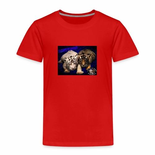 new born tiger cubs - Kids' Premium T-Shirt