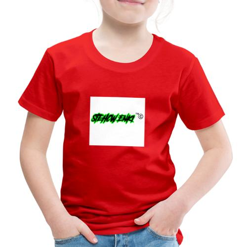 SteHCW EnKi Sfondo Bianco - Maglietta Premium per bambini