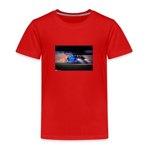 Ter Techs Drifting at Palm Beach International - Premium-T-shirt barn