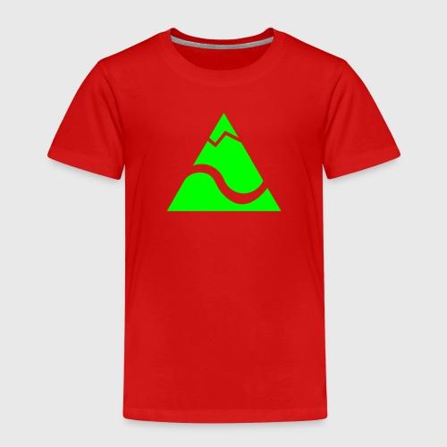 Logo Kleinekajakabenteuer - Kinder Premium T-Shirt