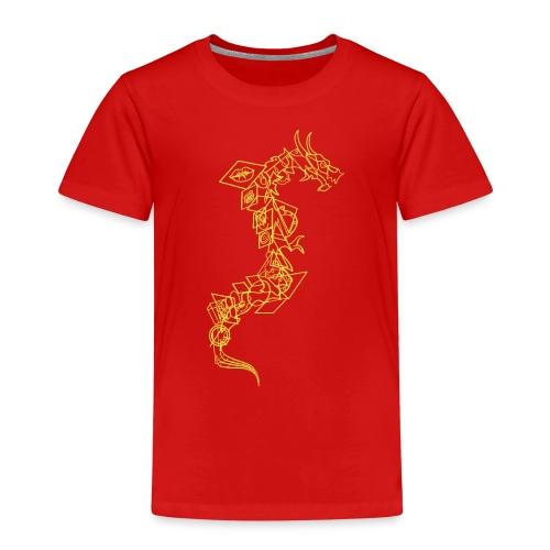 Serpent - Kinderen Premium T-shirt