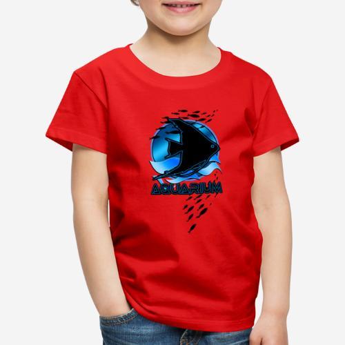 Fish aquarium keeper - Kinderen Premium T-shirt
