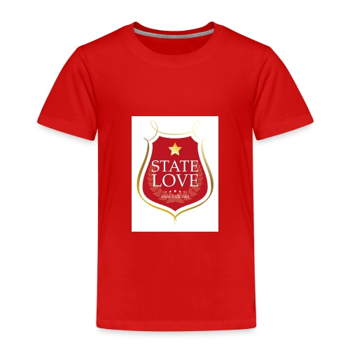 State-Love - Kinder Premium T-Shirt