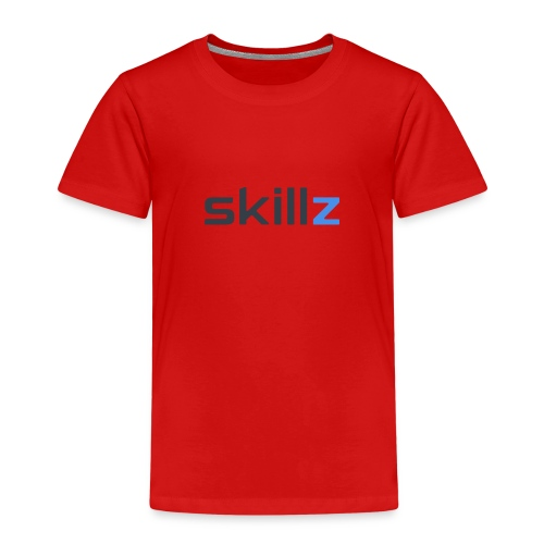 SKiLLz Merch - Premium-T-shirt barn