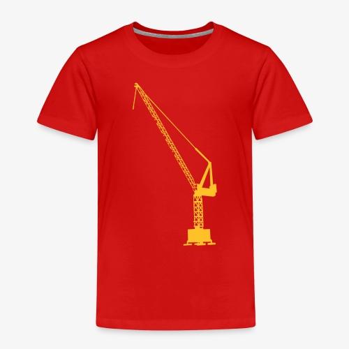 kraan - Kinderen Premium T-shirt