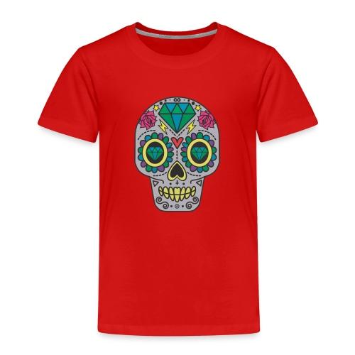 Money Skull - Kinder Premium T-Shirt