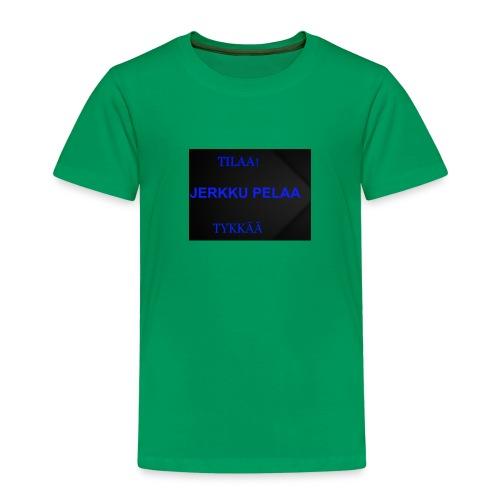 jerkku - Lasten premium t-paita