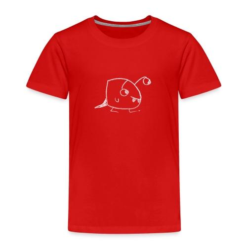 friendly-lookingnster - Kinderen Premium T-shirt