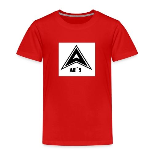 AE´S - Camiseta premium niño