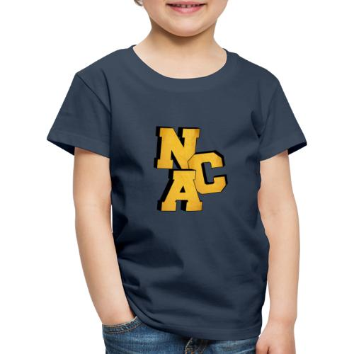 NCA College Sytle - Kinder Premium T-Shirt