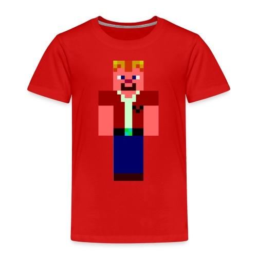 Hermandelul 4 png - Kinderen Premium T-shirt
