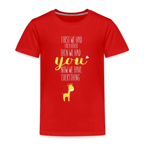 animal series 1 - Kids' Premium T-Shirt