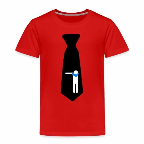 Cravatta Dab Black/ Kravatte / Cravate /Necktie - Maglietta Premium per bambini