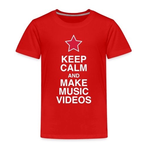 keep calm new - Kids' Premium T-Shirt