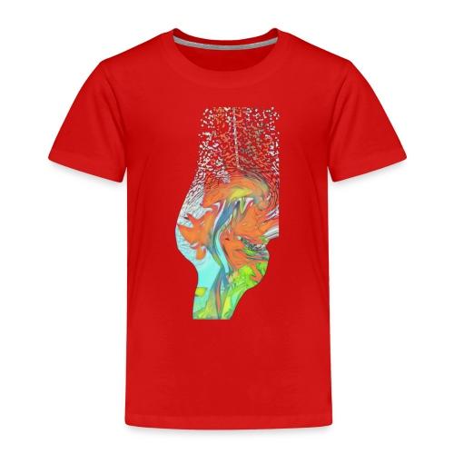 Flower Power 4 - Kinder Premium T-Shirt