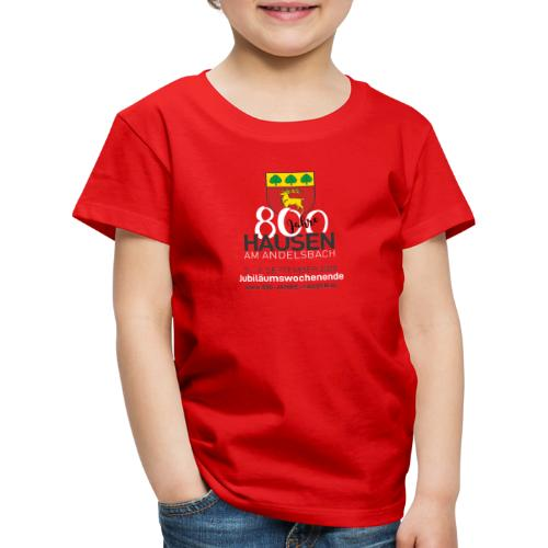 Jubiläum ROT - Kinder Premium T-Shirt