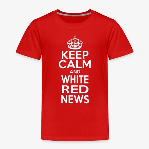 Maglietta Keep Calm WRN - Maglietta Premium per bambini