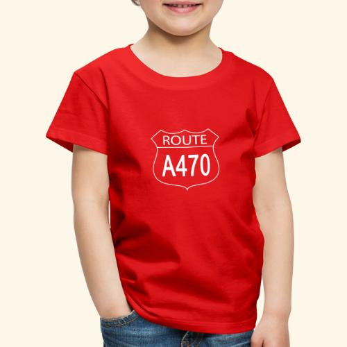 Route A470 - Kids' Premium T-Shirt