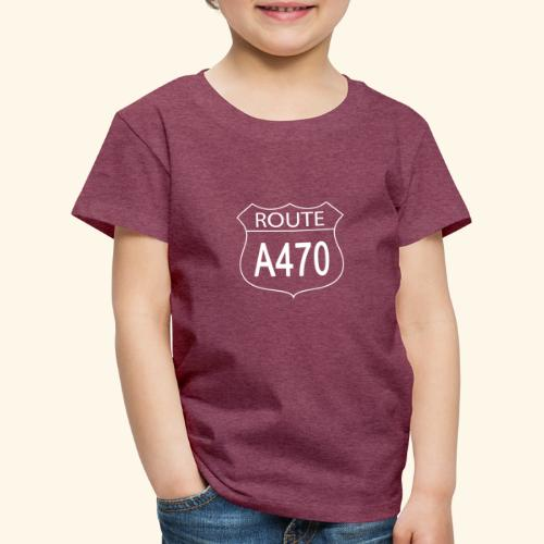 Route A470 - Kids' Premium T-Shirt