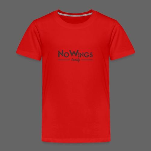 NoWings_Fam - Kinder Premium T-Shirt