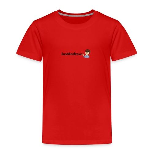 Classic JustAndrew - Kids' Premium T-Shirt