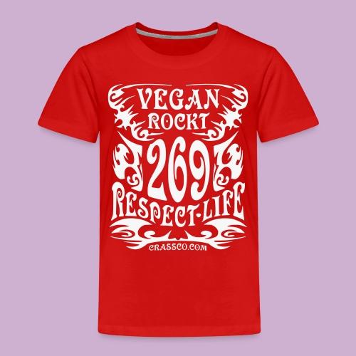 VEGAN TRIBAL - Kinder Premium T-Shirt