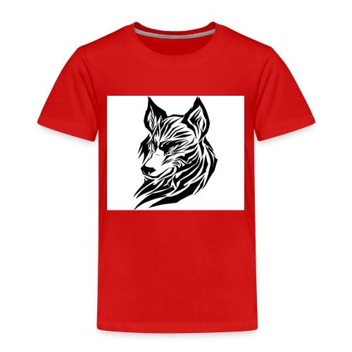 loup 2 jpg - T-shirt Premium Enfant