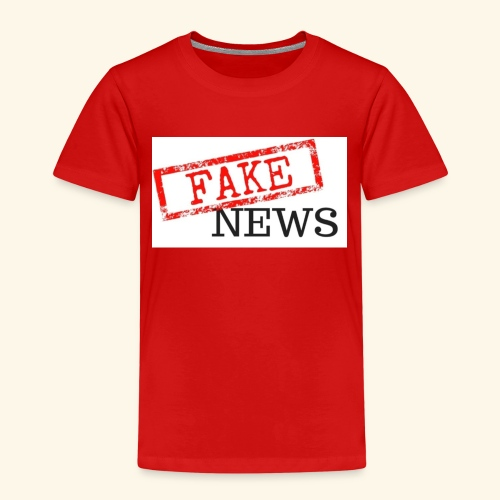fake news - Kids' Premium T-Shirt
