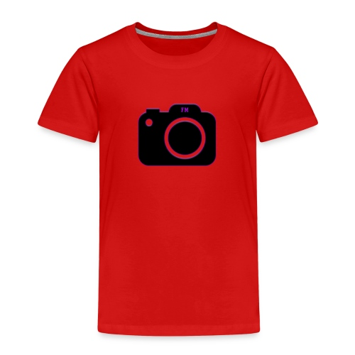 FM camera - Kids' Premium T-Shirt