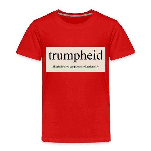 trumpheid - Kids' Premium T-Shirt