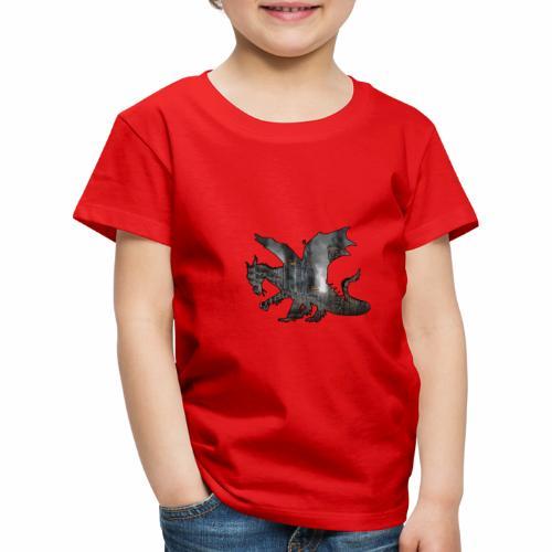 Le Dragon destructeur - J'peux pas j'ai Dragon - T-shirt Premium Enfant