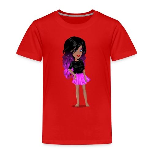 MSP_Min_kj - Premium T-skjorte for barn