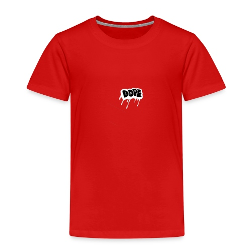 DOPE bubble letters - Kids' Premium T-Shirt