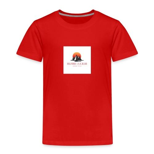 III.FIRE-Z.E.R.III - T-shirt Premium Enfant