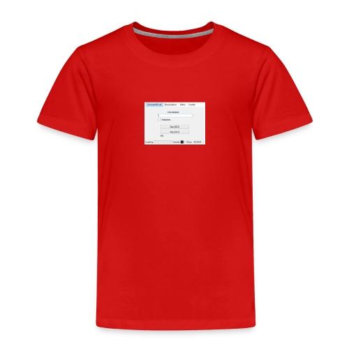 Cyberkiddy - Kinder Premium T-Shirt
