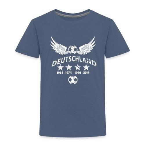 Germany football 2018 - Kinder Premium T-Shirt