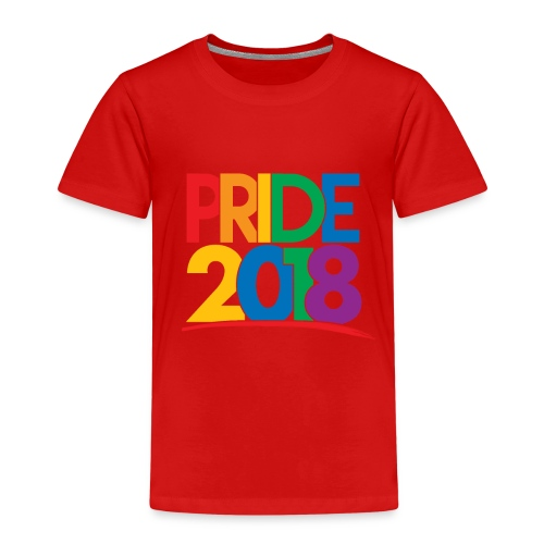 Pride 2018 - Kids' Premium T-Shirt