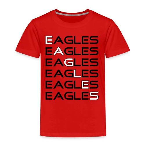 Eagles Design - Kids' Premium T-Shirt