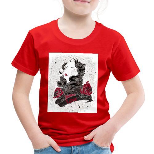 Lady Love - Kinder Premium T-Shirt