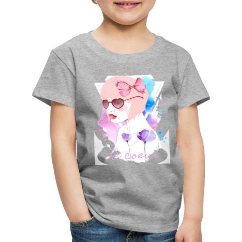Le coeur - T-shirt Premium Enfant