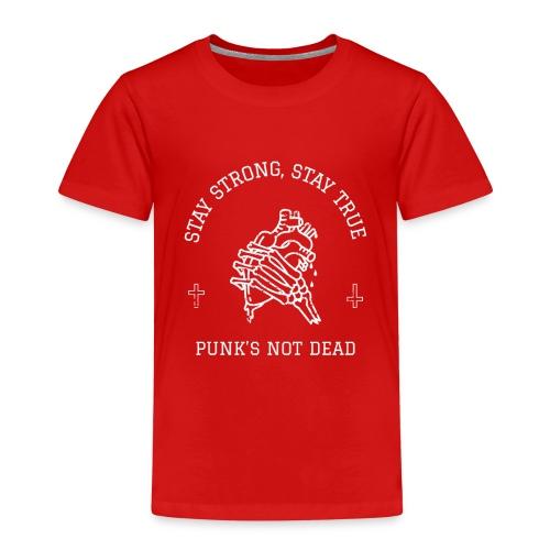 rock tshirt - T-shirt Premium Enfant