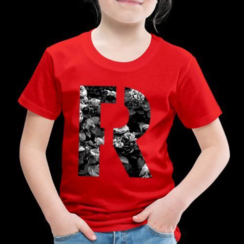 Roses original Black - Kinder Premium T-Shirt