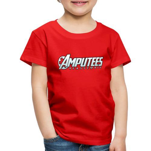 Amputees Reassemble - Kids' Premium T-Shirt