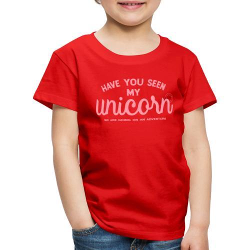 Unicorn pink - Kids' Premium T-Shirt