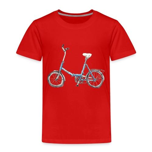 Klapprad - Kinder Premium T-Shirt