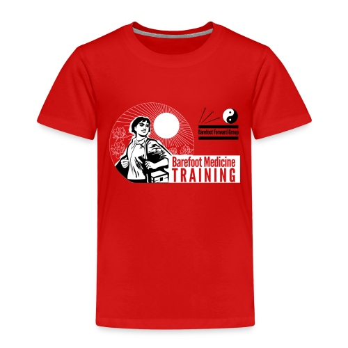 Barefoot Forward Group - Barefoot Medicine - Kids' Premium T-Shirt